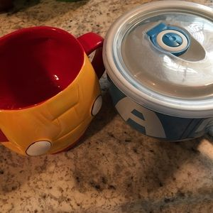 Marvel Avengers mugs